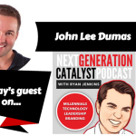 NGC #010: ENTREPRENEURSHIP ADVICE, PODCAST INSIGHTS AND PRODUCTIVITY HACKS WITH JOHN LEE DUMAS [PODCAST]