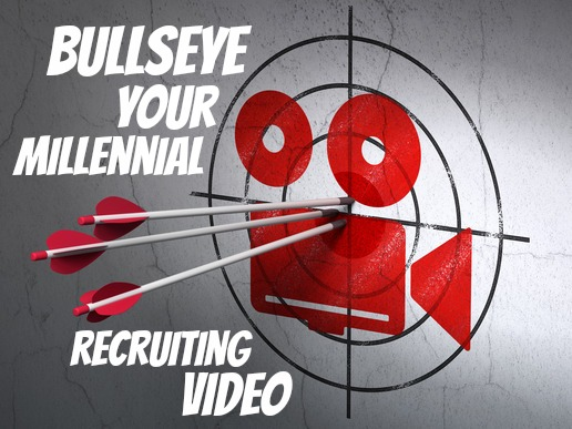 Bullseye Your Millennial Recruiting Video
