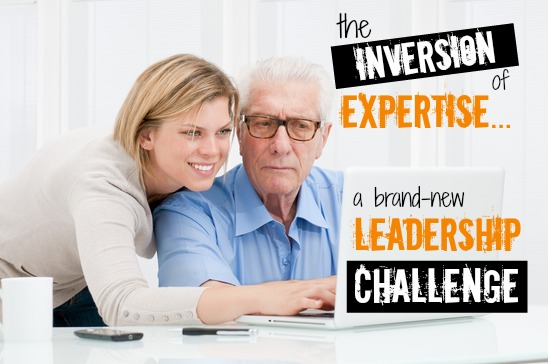 Reverse Mentoring the Inversion of Expertise