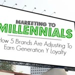 MARKETING TO MILLENNIALS: HOW 5 BRANDS ARE ADJUSTING TO EARN GENERATION Y LOYALTY